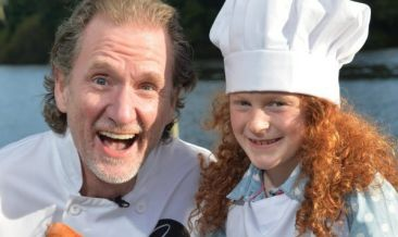 Celebrity Chef Paul Rankin Launching Rankin Selection Sausages