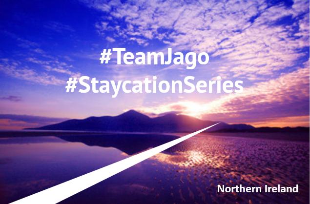 Staycation Series Northern Ireland